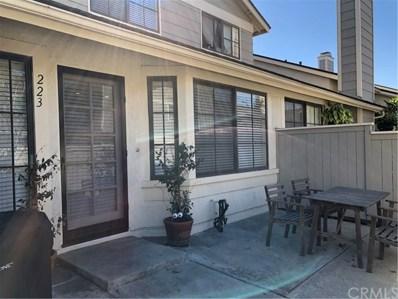 1700 W Cerritos Avenue UNIT 223, Anaheim, CA 92804 - MLS#: PW18257521