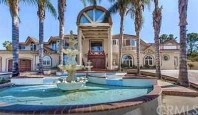 4944 E Crescent Drive, Anaheim Hills, CA 92807 - MLS#: PW18257629