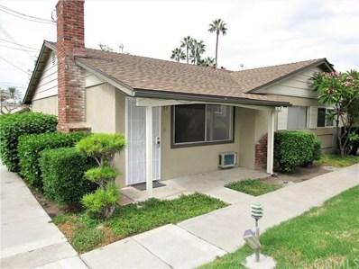 2295 N Tustin Street UNIT 57, Orange, CA 92865 - MLS#: PW18257762