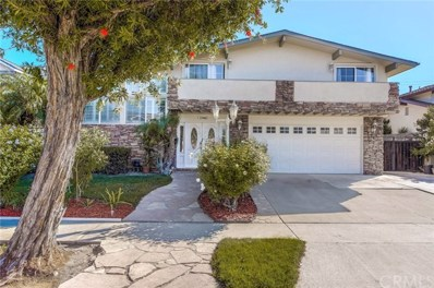 17402 Lido Lane, Huntington Beach, CA 92647 - MLS#: PW18257942