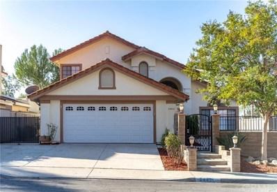 24431 Jacarte Drive, Murrieta, CA 92562 - MLS#: PW18258414