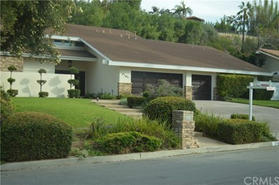 2161 Salt Air Drive, North Tustin, CA 92705 - MLS#: PW18259271