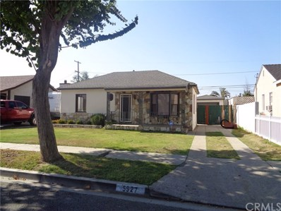 5927 Premiere Avenue, Lakewood, CA 90712 - MLS#: PW18259652