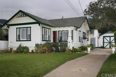 419 Sierra Vista Avenue, Monrovia, CA 91016 - MLS#: PW18259860