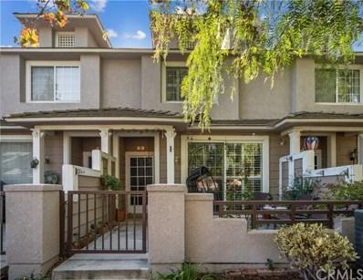 6390 Woodrow Court UNIT 13, Chino Hills, CA 91709 - MLS#: PW18261097