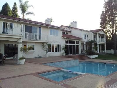4625 E Cerro Vista Drive, Anaheim Hills, CA 92807 - MLS#: PW18261474