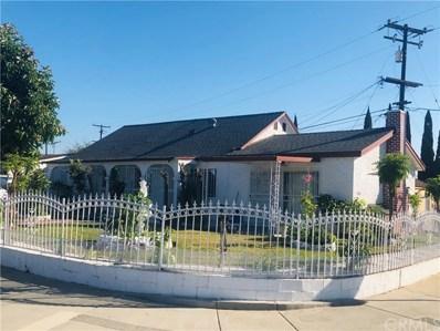6836 Hannon Street, Bell Gardens, CA 90201 - MLS#: PW18262411