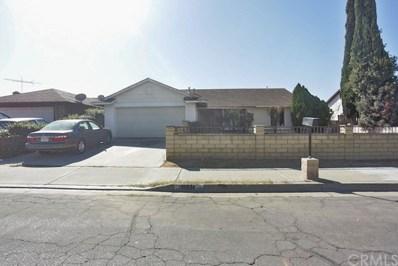 14834 Wintergreen Street, Moreno Valley, CA 92553 - MLS#: PW18262561