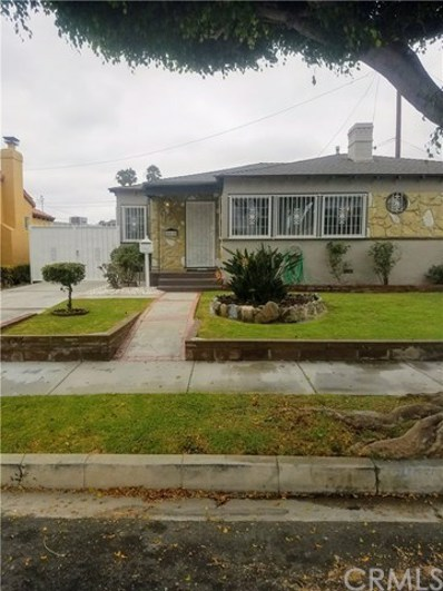 8015 S 2nd Avenue, Inglewood, CA 90305 - MLS#: PW18263412