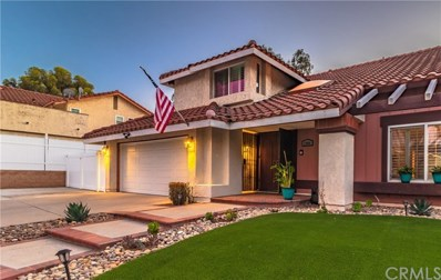 1906 S Sundance Avenue, Corona, CA 92879 - MLS#: PW18263723