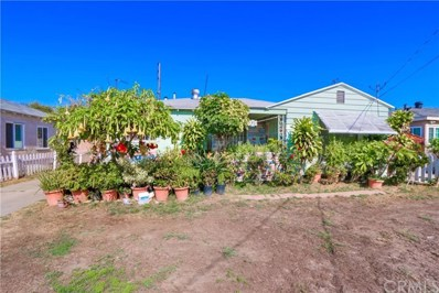1545 W Canton Street, Long Beach, CA 90810 - MLS#: PW18264358