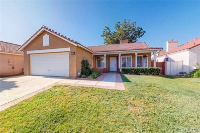 16145 La Fortuna Lane, Moreno Valley, CA 92551 - MLS#: PW18264485