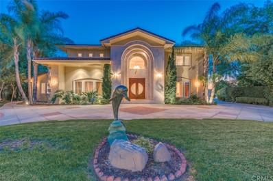 5194 Los Altos Drive, Yorba Linda, CA 92886 - MLS#: PW18264852
