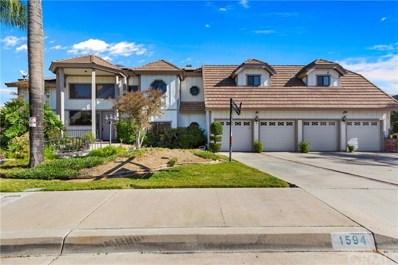 1594 Cindee Lane, Colton, CA 92324 - MLS#: PW18265828