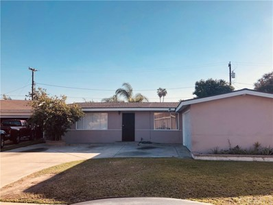 2508 W Picadilly Way, Anaheim, CA 92801 - MLS#: PW18266056