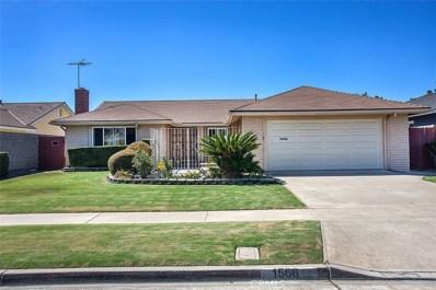 1566 Copperfield Drive, Tustin, CA 92780 - MLS#: PW18266065