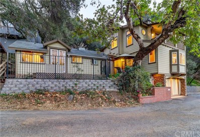 28926 Foothill Drive, Modjeska Canyon, CA 92676 - MLS#: PW18266664