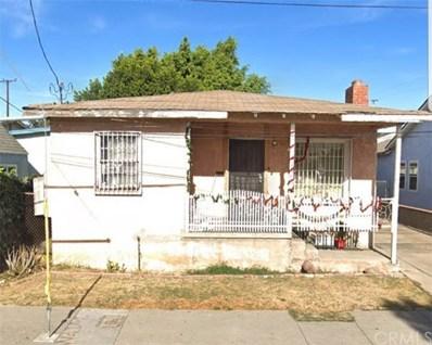 4947 Hubbard Street, East Los Angeles, CA 90022 - MLS#: PW18266684