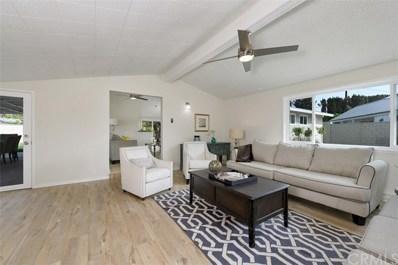 1653 W Chateau Place, Anaheim, CA 92802 - MLS#: PW18266937