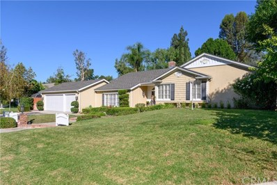 230 S Old Bridge Road, Anaheim Hills, CA 92808 - MLS#: PW18267099