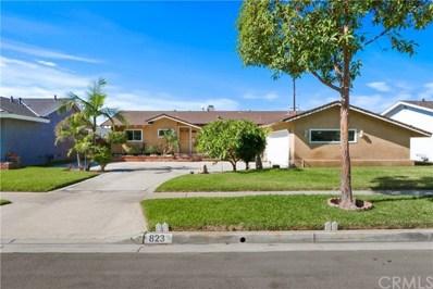 823 S Oakhaven Drive, Anaheim, CA 92804 - MLS#: PW18267838