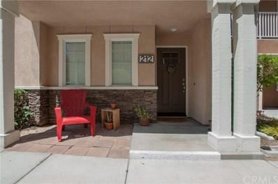 212 George Town Circle UNIT 8, Brea, CA 92821 - MLS#: PW18269076