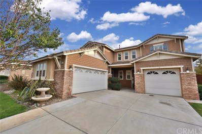 15583 N Peak Lane, Fontana, CA 92336 - MLS#: PW18269226