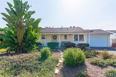 1210 E Oak Street, Anaheim, CA 92805 - MLS#: PW18270148
