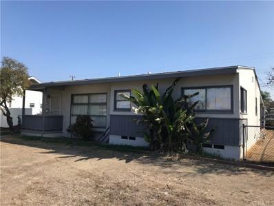 1100 S Gilbert Street, Fullerton, CA 92833 - MLS#: PW18270229