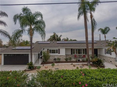 12631 Browning Avenue, North Tustin, CA 92705 - MLS#: PW18271152