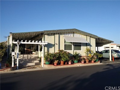 9702 W Bolsa Avenue UNIT 66, Westminster, CA 92683 - MLS#: PW18271449