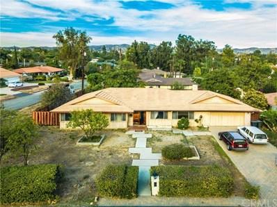 18901 Vista Real, Yorba Linda, CA 92886 - MLS#: PW18271708