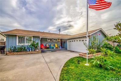 1320 W Jacaranda Place, Fullerton, CA 92833 - MLS#: PW18271798