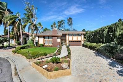 19841 Malaga Lane, Yorba Linda, CA 92886 - MLS#: PW18271891