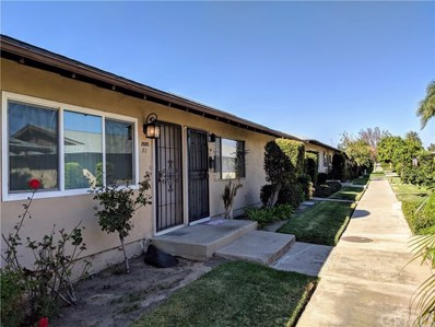 2026 E Santa Clara Avenue UNIT F2, Santa Ana, CA 92705 - MLS#: PW18272167
