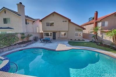 23215 Azela Circle, Yorba Linda, CA 92887 - MLS#: PW18272841