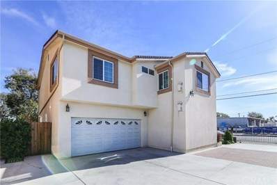 711 W 164th Street, Gardena, CA 90247 - MLS#: PW18272971