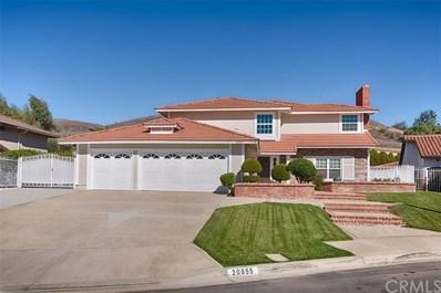 20855 Fallen Leaf Road, Yorba Linda, CA 92886 - MLS#: PW18273116
