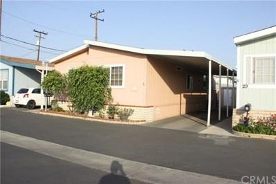 13202 Hoover Street UNIT 30, Westminster, CA 92683 - MLS#: PW18273344