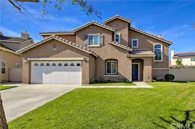 5957 Golden Nectar Court, Eastvale, CA 92880 - MLS#: PW18273519