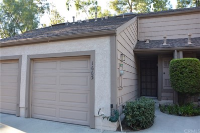 1663 Shady Brook Drive UNIT 82, Fullerton, CA 92831 - MLS#: PW18273920
