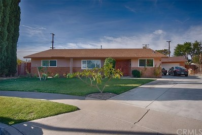 16171 Tunisia Circle, Placentia, CA 92870 - MLS#: PW18274009