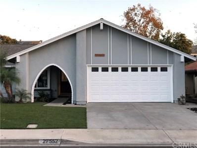 27552 Bocina, Mission Viejo, CA 92692 - MLS#: PW18274137
