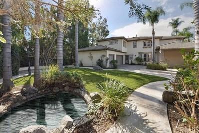 20 Treeridge Lane, Irvine, CA 92620 - MLS#: PW18274512