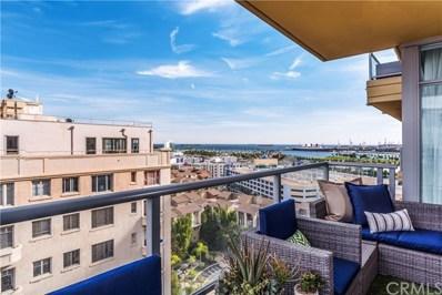 400 W Ocean Boulevard UNIT 1206, Long Beach, CA 90802 - MLS#: PW18274731