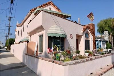 209 15th Street, Seal Beach, CA 90740 - MLS#: PW18274742