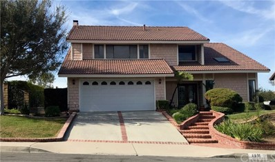 6631 E Leafwood Drive, Anaheim Hills, CA 92807 - MLS#: PW18275387