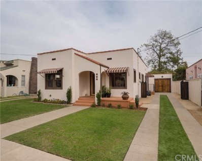 543 N Pine Street, Orange, CA 92867 - MLS#: PW18276171