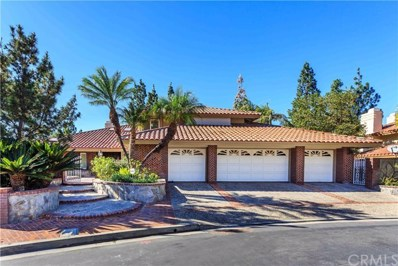 1025 S Via De Rosa, Anaheim Hills, CA 92807 - MLS#: PW18276332