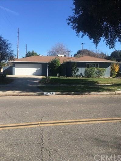 4193 Overland Street, Riverside, CA 92503 - MLS#: PW18276384